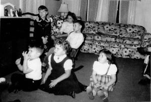 Dick & Janice Krepps; Mike Groft; Dave Krepps; Kathy Reynolds; Marge Krepps